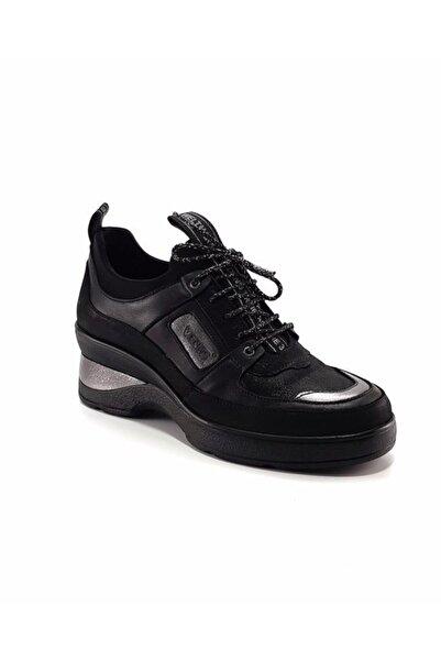 Venüs Kadın Deri Feta Topuk Casual Ayakkabı 2013005y
