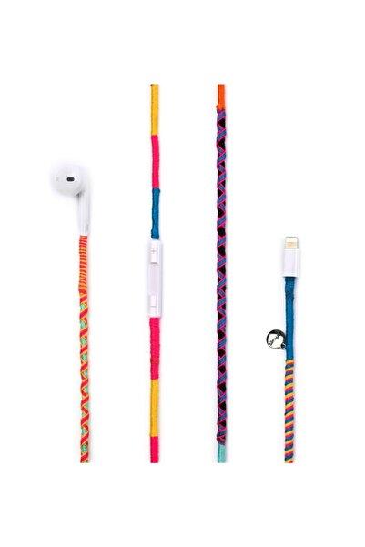 Happy-Nes Cosmic For Iphone 7 Lightning Uçlu Kulaklık