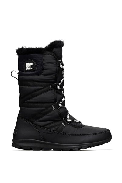 Sorel Kadın Siyah Kar Botu Nl3085 Whitney™ Tall Lace Iı