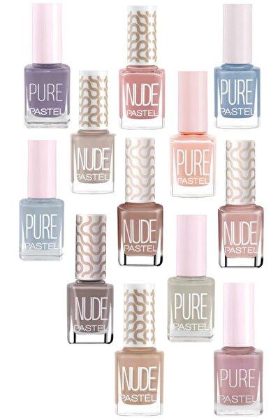 Pastel Synee Nude Pure Set ( 12 Adet )