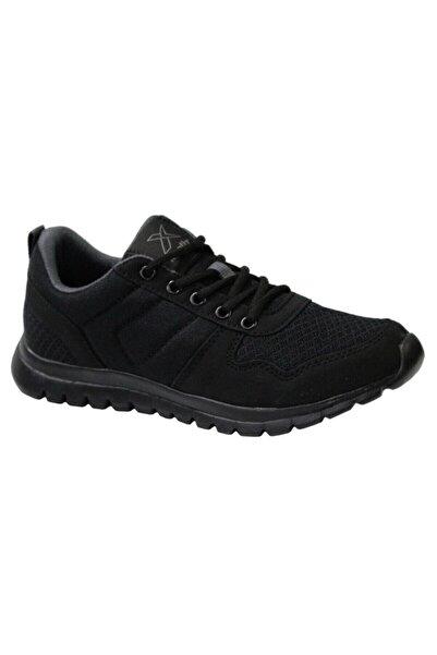 Kinetix Kadın Siyah Günlük Spor Ayakkabı