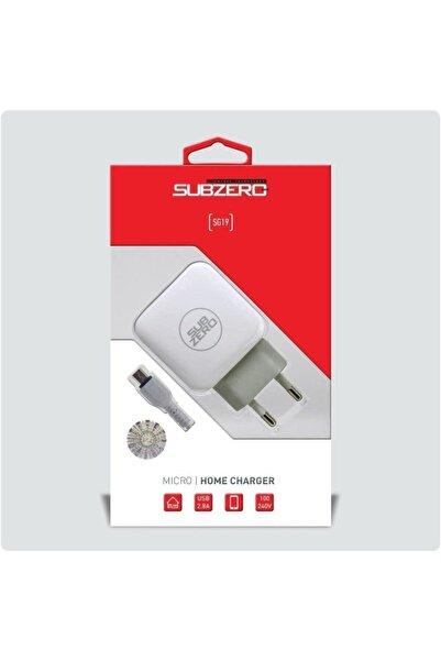 Subzero Micro Usb Hızlı Şarj Aleti