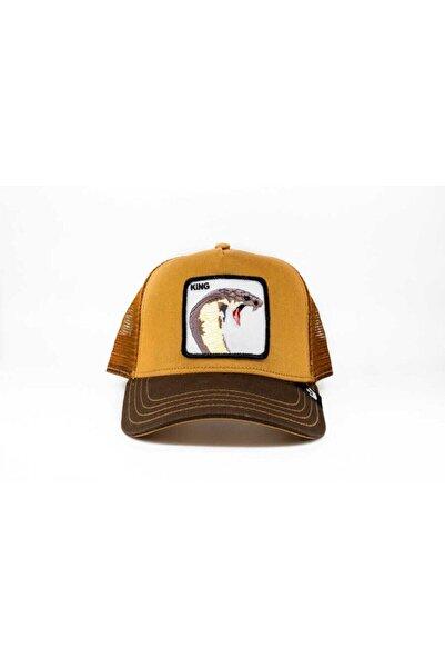 Goorin Bros Unisex Bitter Kahverengi Standart Şapka 101-0554