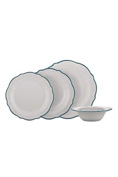 Neva N3022 Mentol Yörünge 24 Prç Yemek Takımı