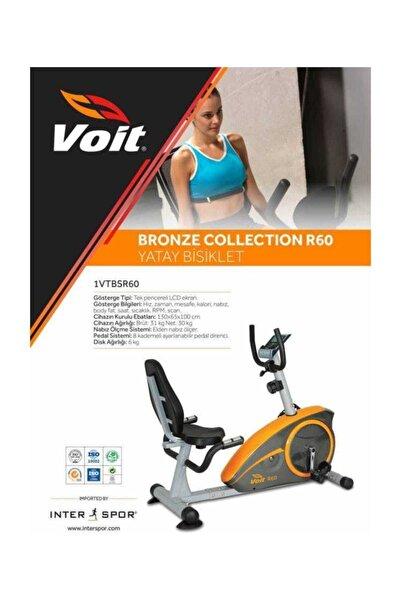 Voit R-60 Bronze Collectıon Yatay Bisiklet 1Vtbsr60/D