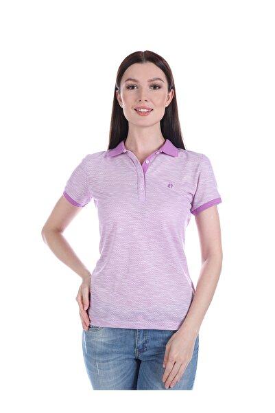 Felix Hardy Kadın Kısa Kollu Polo Tişört