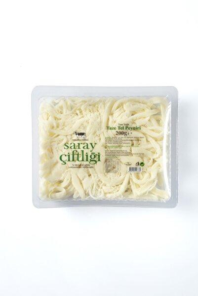 Saray Çiftliği Tel Peyniri 200gr ( %100 Kendi Çiftlik Sütümüzden Üretilmiştir. )