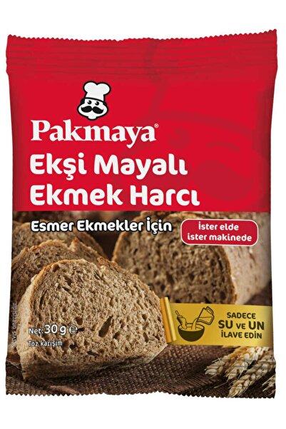 Pakmaya Ekşi Mayalı Esmer Ekmek Harcı 30 Gr