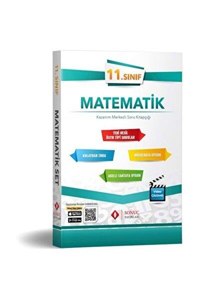 Sonuç Yayınları 11.sınıf Matematik Modüler Set (yenilenmiş Baskı) 2020-2021 Müfredatına Uygun