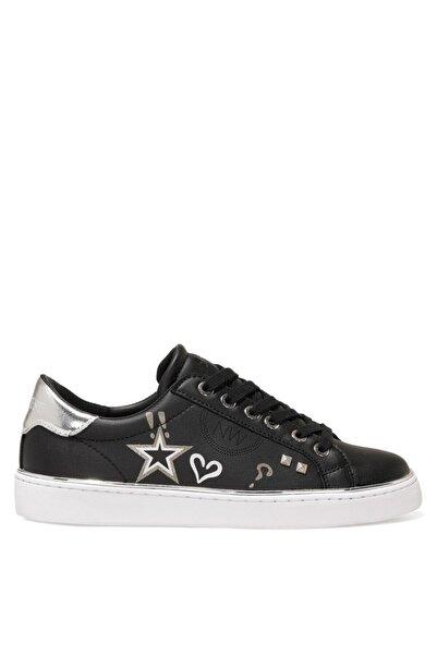 Nine West THYLLE 1FX Siyah Kadın Sneaker Ayakkabı 101029599