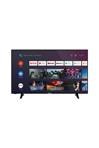 "Vestel Turbo-x 43"" Ultrahd 4k Uydulu Android 9 Wıfı Bt Led Tv (ihracat Ürünü) (110cm)"