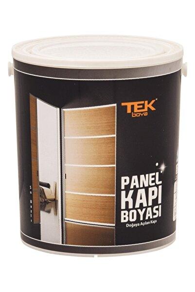 TEK BOYA Tek Panel Kapı Boyası Beyaz 2.5lt
