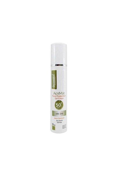 Dermoskin Acne Mat Face Protection Spf50+ 50 Ml