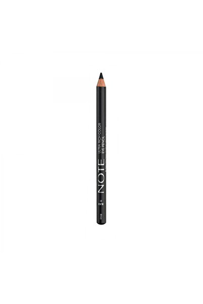 NOTE Ultra Rich Color Göz Kalemi 01 Black - Siyah