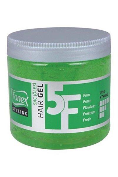 Fonex 5f Ultra Strong Saç Jölesi 500 ml