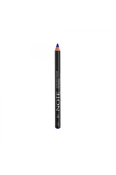 NOTE Ultra Rich Color Göz Kalemi 05 Navy - Saks Mavisi