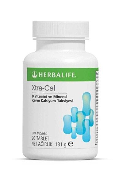 Herbalife Xtra-cal Kalsiyum Takviyesi 90 Tablet