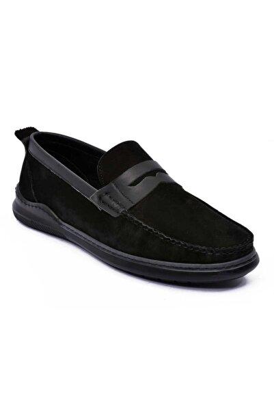 Branco Berre Günlük Hakiki Deri Ayakkabı 205526-21y