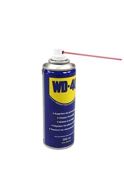 Henkel Çok Amaçlı Yağlama Ve Pas Sökücü Sprey Pipetli Wd 40 200 ml