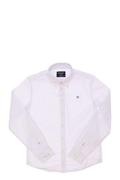 Hackett Çocuk Beyaz Gömlek