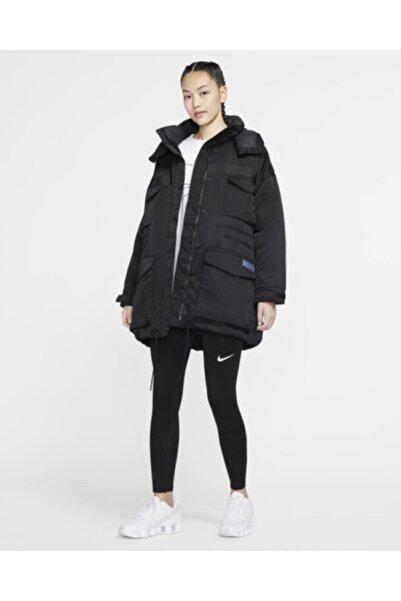 Nike Kadın Siyah Sportswear Down-fill City Ready Mont