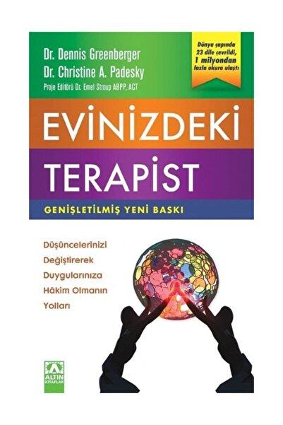 Altın Kitaplar Evinizdeki Terapist - Christine A. Padesky,dennis Greenberger