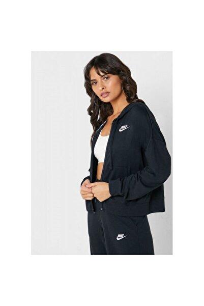Nike Sneaks Up W Nsw Hoodie Fz Jrsy New Cv8618-010