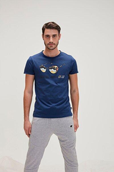 Bad Bear Erkek Baskılı Tişört 20.01.07.039