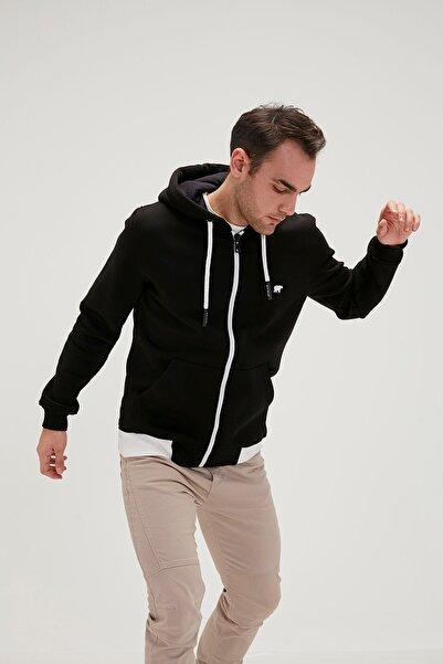 Bad Bear Erkek Sweatshirt Humble Siyah 20.02.12.023-siyah