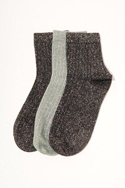 Katia&Bony Kadın Soket Çorap 3'lü