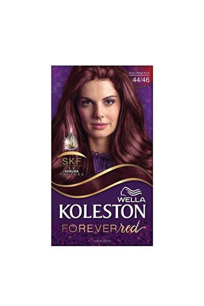 Koleston Set Saç Boyası Özel Kızıllar Serisi 44/46 Koyu Ateşli Kızıl