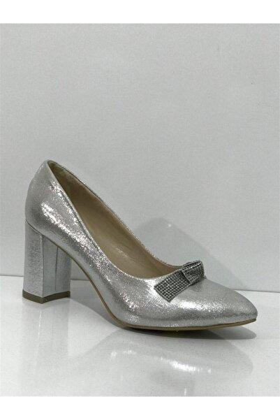 PUNTO Kadın Topuklu Ayakkabı 595373