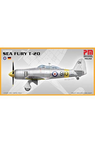 Airfix Pm Model Maket Uçak Sea Fury T-20 1:72 Pm212
