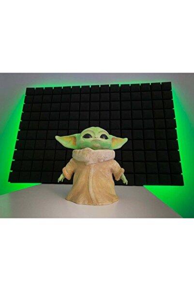 3 boyutlu dükkan Bebek Yoda Figür Baby Yoda(the Mandalorian) Yoda