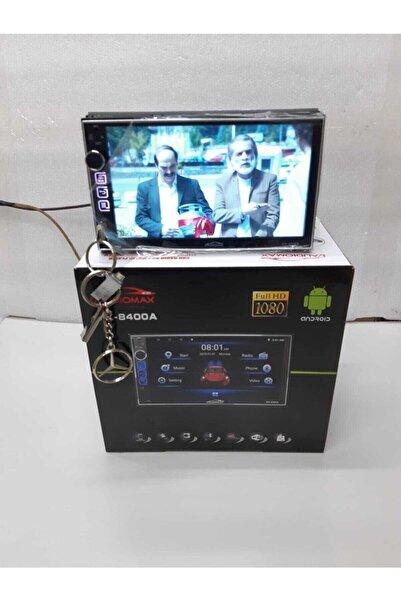 AUDİOMAX Mx-8400a Android Double Teyp+kamera 7 Inc Multimedya Navigasyon