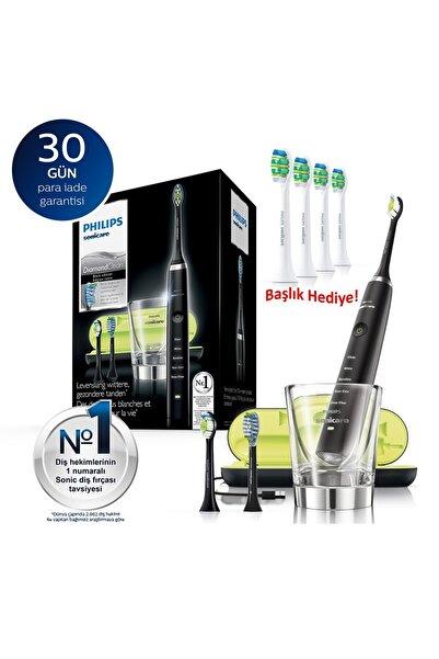 Philips Sonicare Hx9353/56 - Diamond Clean Şarjlı Diş Fırçası + 4 Lü Yedek Başlık