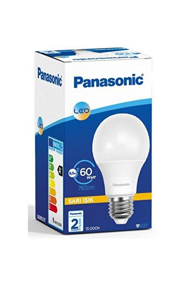 PANASONIC Led Lamba 8.5w - 60w E27 Sarı Işık 2700k
