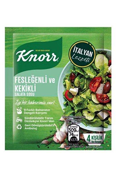 Knorr Fesleğenli Ve Kekikli Salata Sosu 5x10 gr