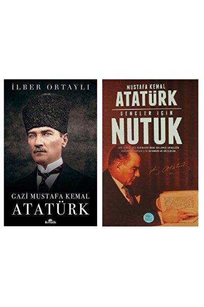 Kronik Kitap Ilber Ortaylı Gazi Mustafa Kemal Atatürk + Gençler Için Nutuk