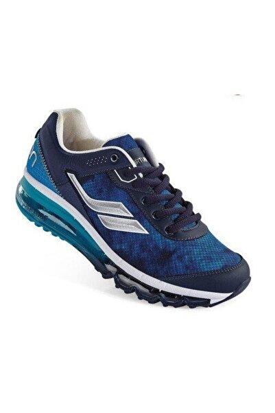 Lescon Kadın Mavi Spor Ayakkabı