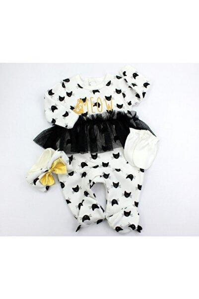 İmaj Kız Bebek Siyah 3'lü Takım