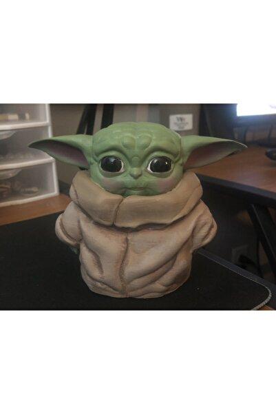 3 boyutlu dükkan Baby Yoda Bebek Yoda