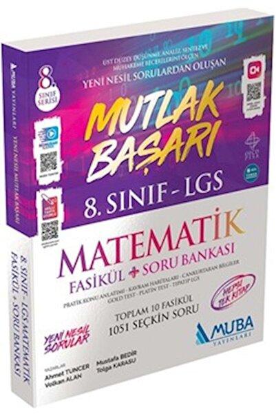 Muba Yayınları 8.sınıf Lgs Matematik Mutlak Başarı Fasikül Soru Bankası