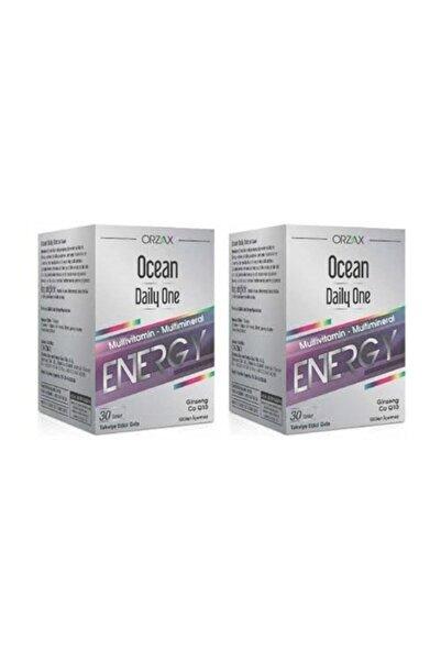 Ocean Orzax Orzax Ocean Daily One Energy 30 Tablet Kofre Paket