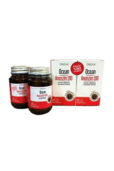 Ocean Koenzim Q10 Ikincisi %50 Indirimli 30+30 Kapsül