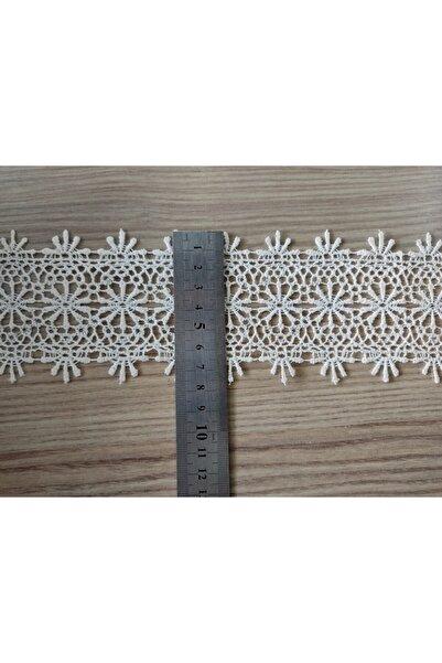 DUAYEN Güpür Dantel Tekstil Aksesuarı Ara Desen 8,5 Metre