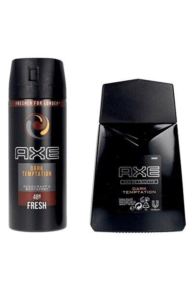 Axe Dark Temptatıon Set Parfüm 50ml + Deodorant 150ml