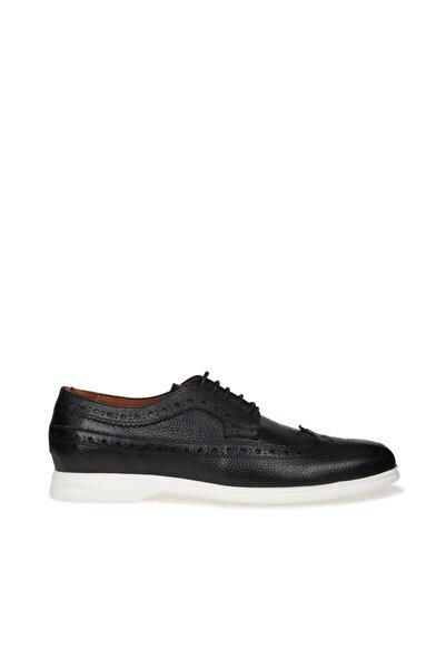 Dıvarese Erkek Siyah  Ayakkabı