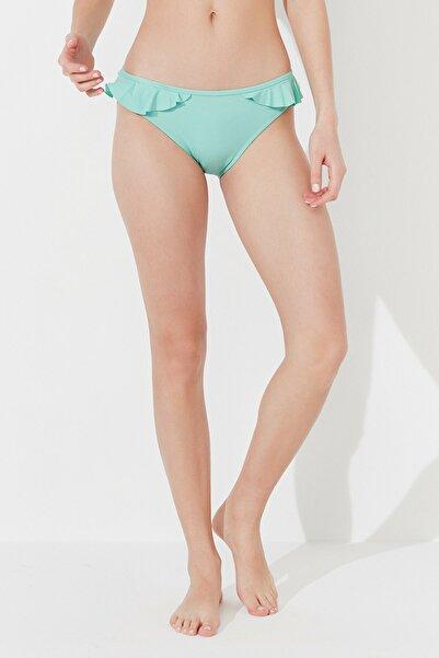 Penti Kadın Mint Yeşili Mila Side Bikini Altı
