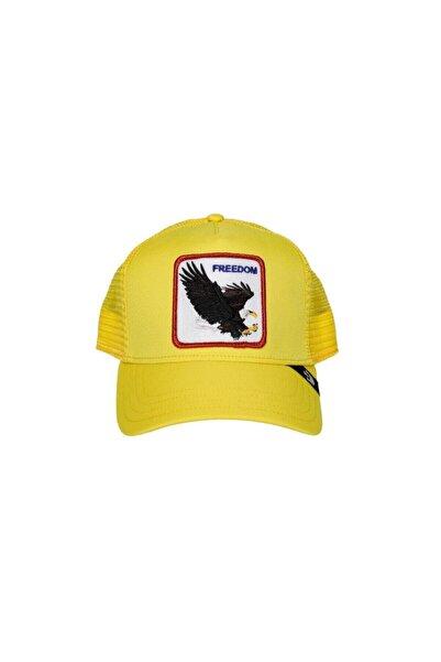 Goorin Bros Unisex Sarı - Freedom Şapka